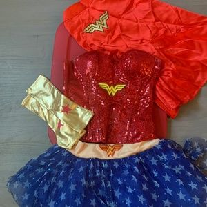 Sexy Wonder Woman's Costume